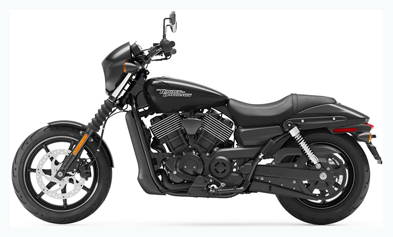 2020 Harley-Davidson Street® 750 in Mount Vernon, Illinois - Photo 2