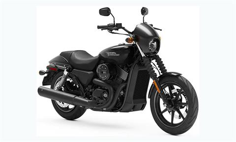 2020 Harley-Davidson Street® 750 in Forsyth, Illinois - Photo 3