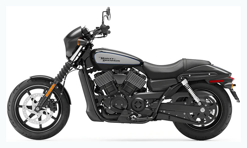 2020 Harley-Davidson Street® 750 in Michigan City, Indiana - Photo 2