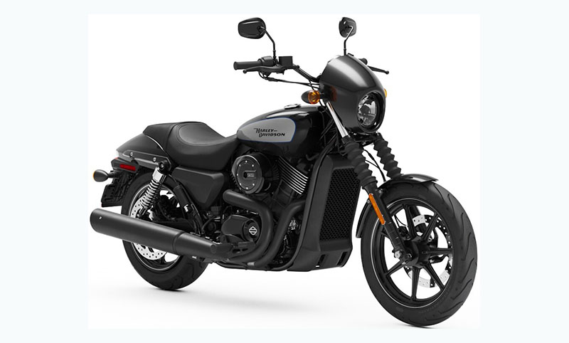 2020 Harley-Davidson Street® 750 in Fredericksburg, Virginia - Photo 3