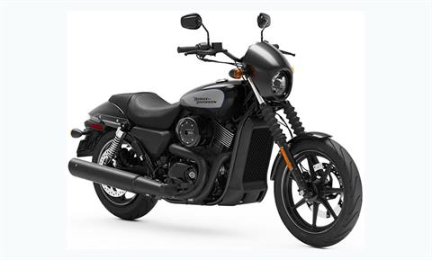 2020 Harley-Davidson Street® 750 in Leominster, Massachusetts - Photo 3