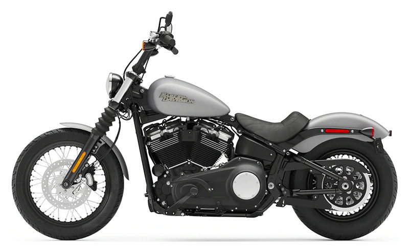 2020 Harley-Davidson Street Bob® in Pittsfield, Massachusetts - Photo 2