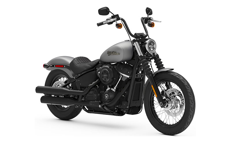 2020 Harley-Davidson Street Bob® in Bloomington, Indiana - Photo 3