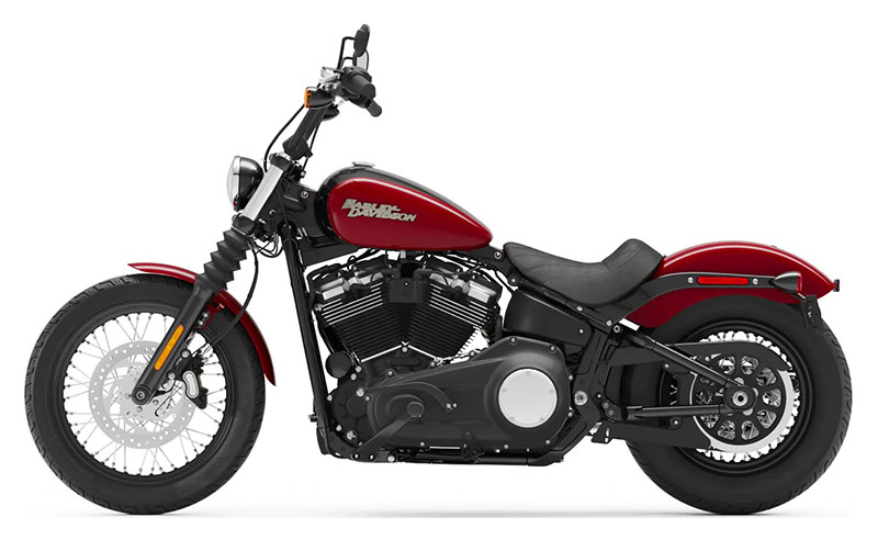 2020 Harley-Davidson Street Bob® in Rochester, Minnesota - Photo 2