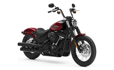 2020 Harley-Davidson Street Bob® in Dubuque, Iowa - Photo 3