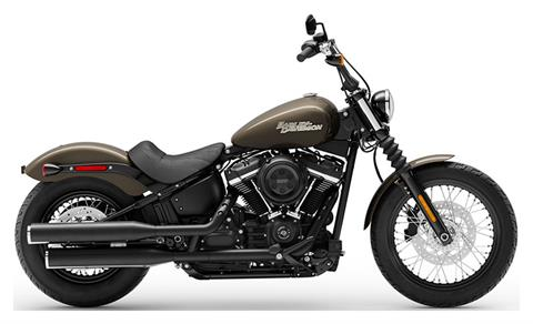2020 Harley-Davidson Street Bob® in Michigan City, Indiana - Photo 1