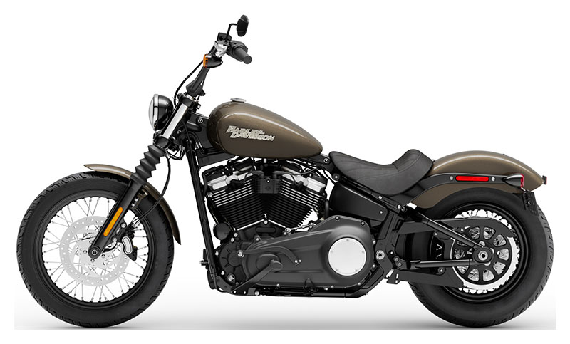2020 Harley-Davidson Street Bob® in Pasadena, Texas - Photo 2
