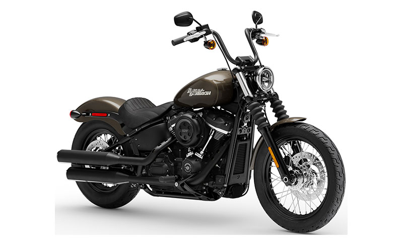 2020 Harley-Davidson Street Bob® in Broadalbin, New York - Photo 3