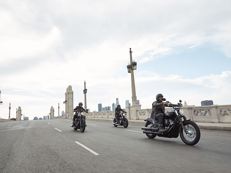 2020 Harley-Davidson Street Bob® in New London, Connecticut - Photo 6