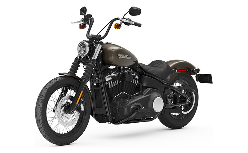 2020 Harley-Davidson Street Bob® in Rochester, Minnesota - Photo 4