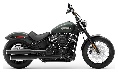 2020 Harley-Davidson Street Bob® in Coralville, Iowa - Photo 1