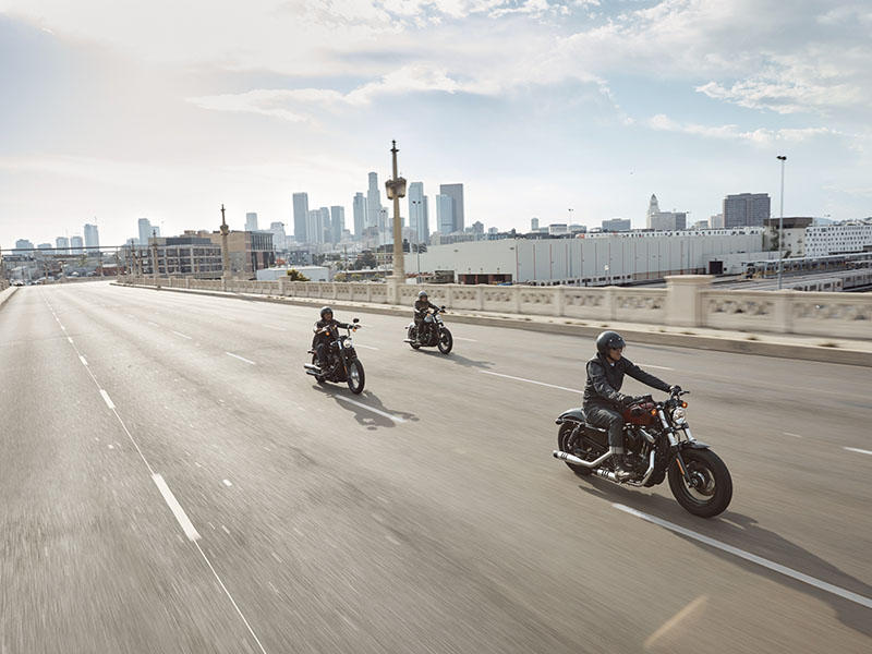 2020 Harley-Davidson Street Bob® in Cedar Rapids, Iowa - Photo 8