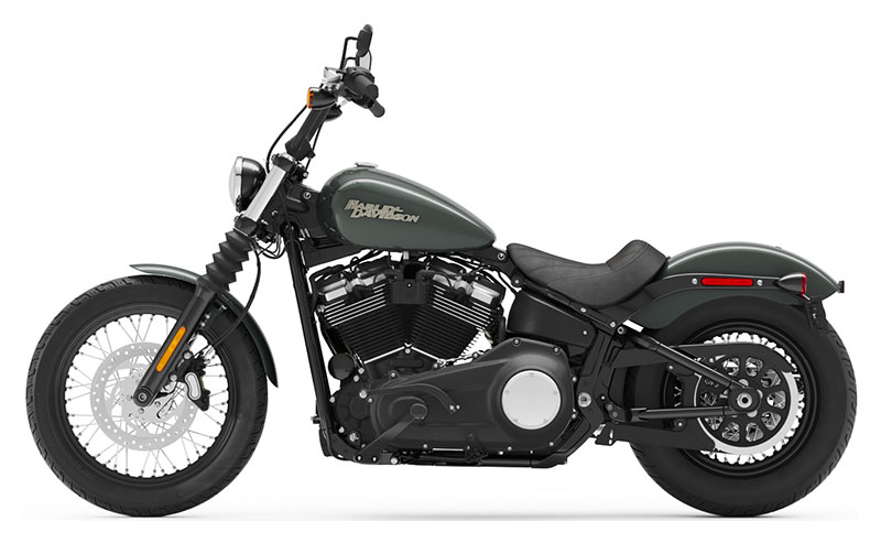 2020 Harley-Davidson Street Bob® in New York Mills, New York - Photo 2