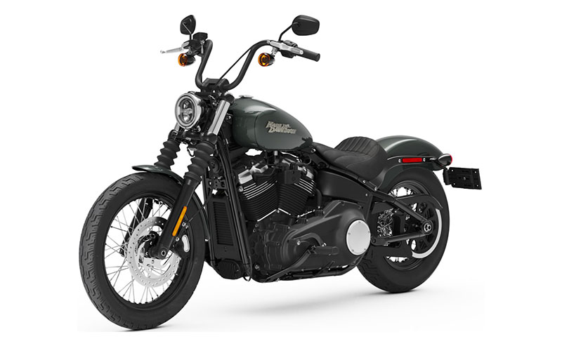 2020 Harley-Davidson Street Bob® in Cedar Rapids, Iowa - Photo 4