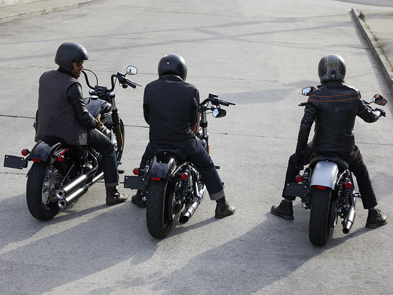 2020 Harley-Davidson Street Bob® in Michigan City, Indiana - Photo 10