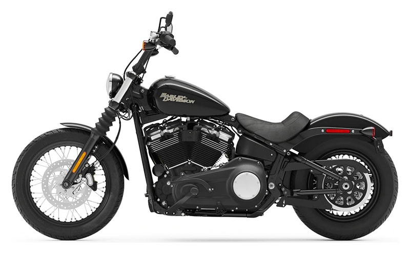 2020 Harley-Davidson Street Bob® in Marion, Indiana - Photo 2
