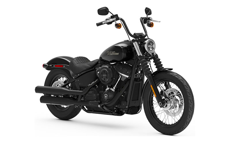 2020 Harley-Davidson Street Bob® in Conroe, Texas - Photo 3