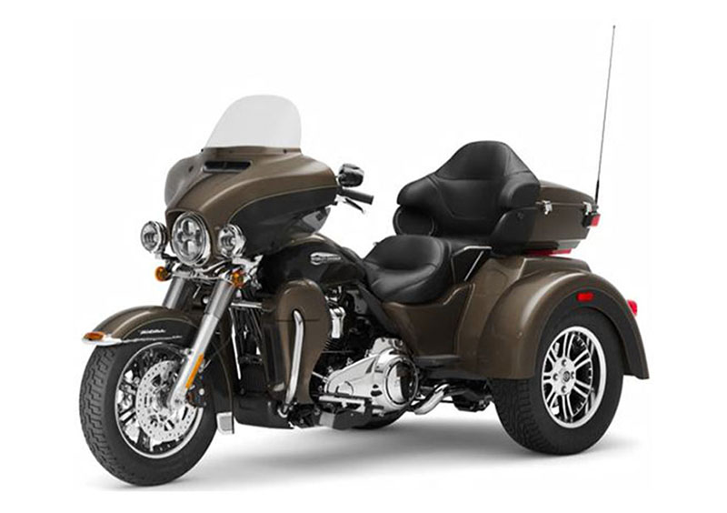 2020 Harley-Davidson Tri Glide® Ultra in Jackson, Mississippi - Photo 4