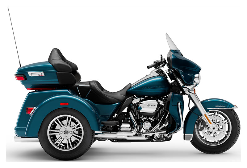 2020 Harley-Davidson Tri Glide® Ultra in Chippewa Falls, Wisconsin - Photo 1