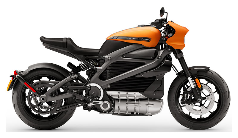 2020 Harley-Davidson Livewire™ in Augusta, Maine - Photo 1