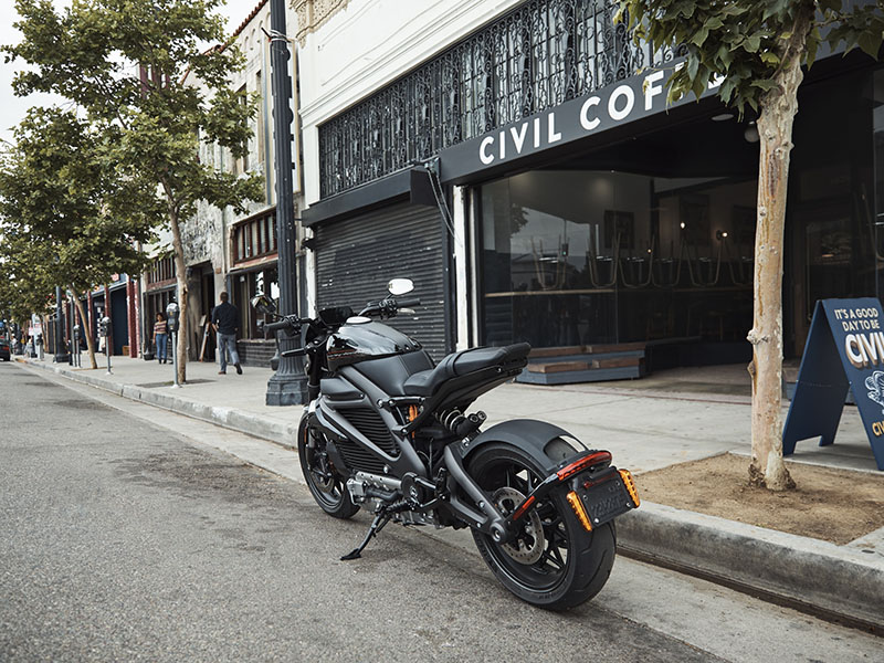 2020 Harley-Davidson Livewire™ in Augusta, Maine - Photo 13