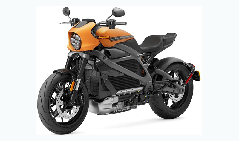 2020 Harley-Davidson Livewire™ in Jackson, Mississippi - Photo 4