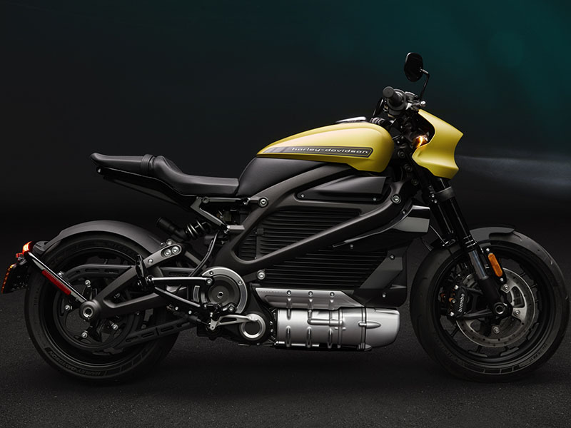 2020 Harley-Davidson Livewire™ in Johnstown, Pennsylvania - Photo 2