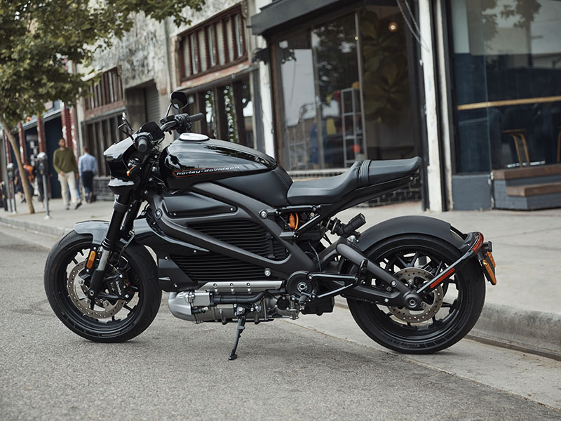 2020 Harley-Davidson Livewire™ in New York Mills, New York - Photo 15