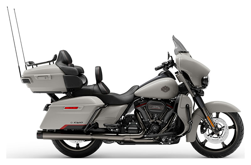 2020 Harley-Davidson CVO™ Limited in San Antonio, Texas - Photo 1