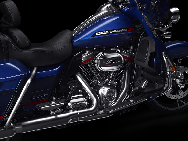 2020 Harley-Davidson CVO™ Limited in Forsyth, Illinois - Photo 8