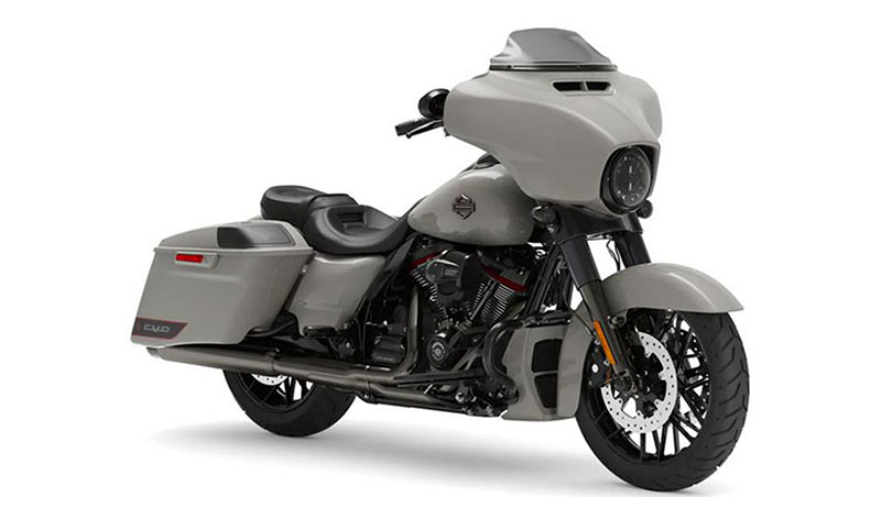 2020 Harley-Davidson CVO™ Street Glide® in Pittsfield, Massachusetts