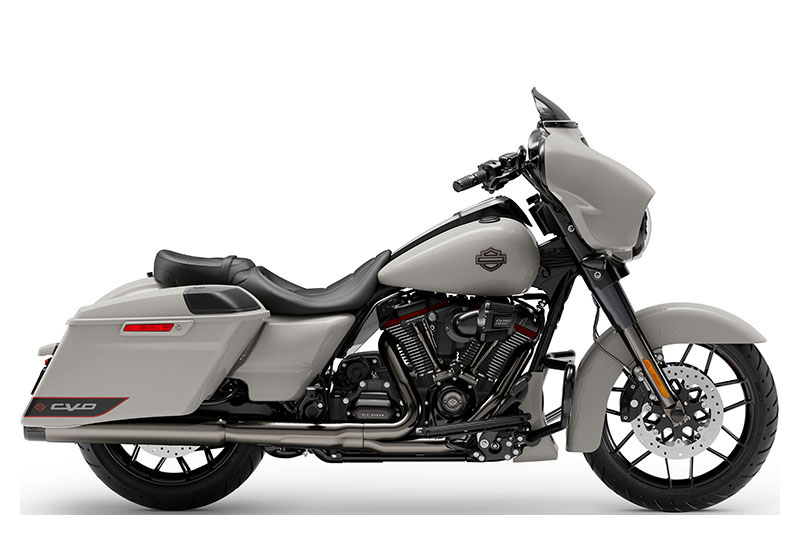 2020 Harley-Davidson CVO™ Street Glide® in Cedar Rapids, Iowa - Photo 1