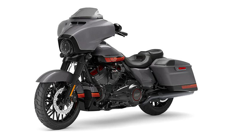 2020 Harley-Davidson CVO™ Street Glide® in Vacaville, California - Photo 4