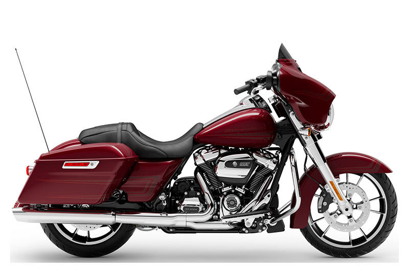 2020 Harley-Davidson Street Glide® in Hico, West Virginia - Photo 1