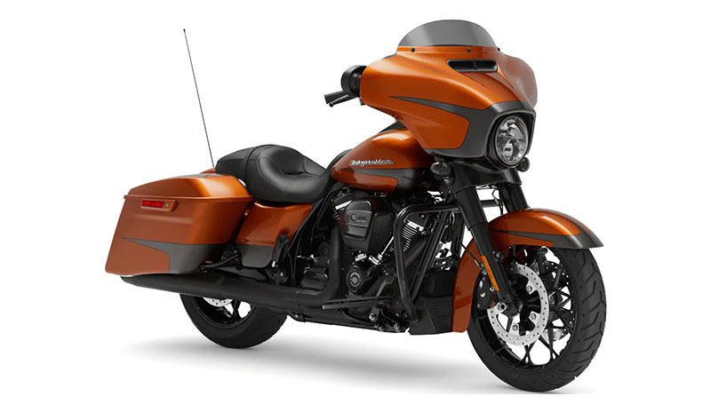 2020 Harley-Davidson Street Glide® Special in Chippewa Falls, Wisconsin - Photo 3