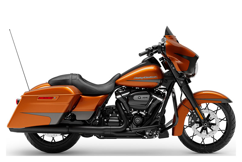 2020 Harley-Davidson Street Glide® Special in Cortland, Ohio - Photo 1