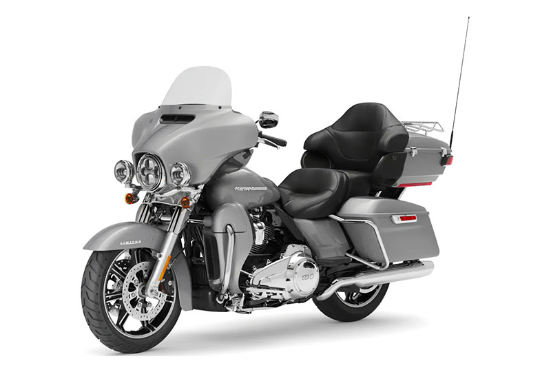 2020 Harley-Davidson Ultra Limited in San Antonio, Texas - Photo 4