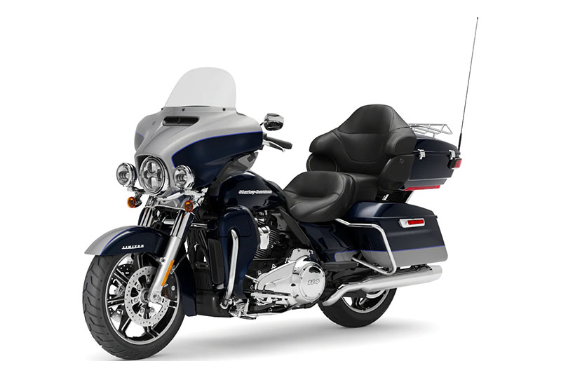 2020 Harley-Davidson Ultra Limited in Augusta, Maine - Photo 4