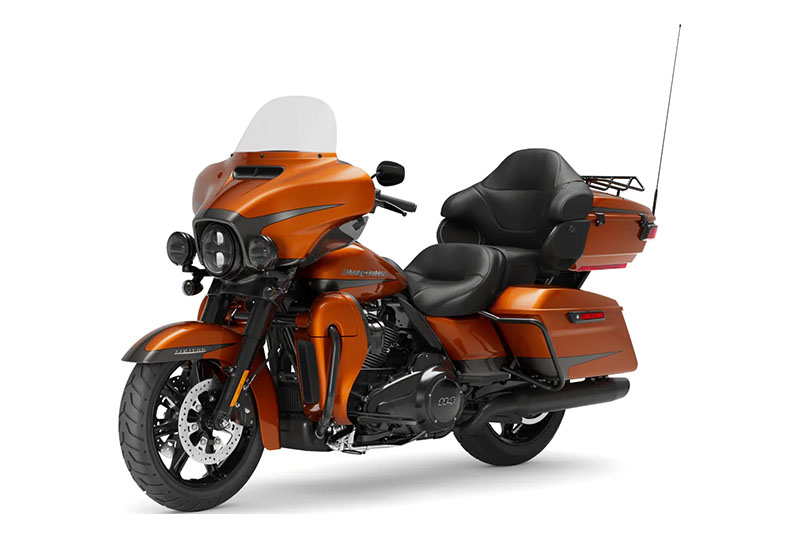 2020 Harley-Davidson Ultra Limited in Forsyth, Illinois - Photo 4