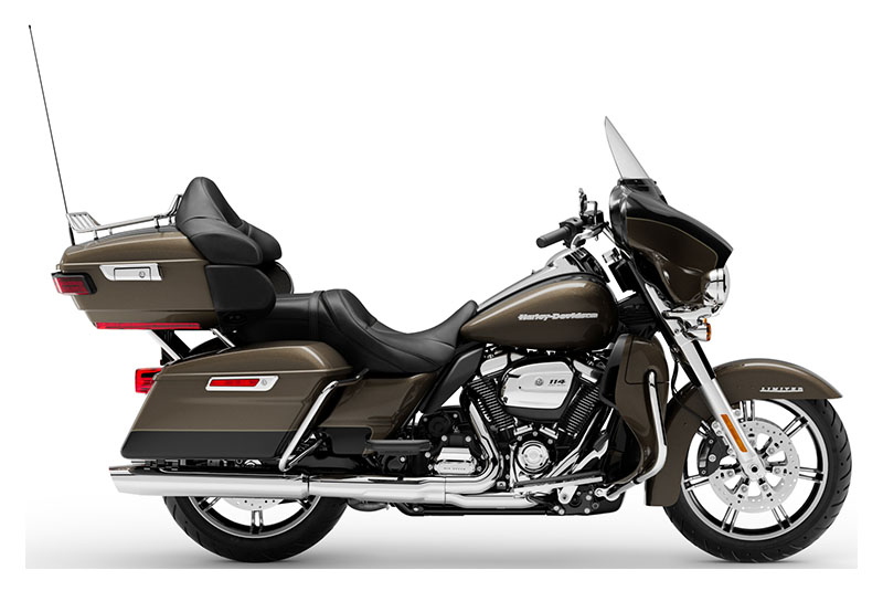 2020 Harley-Davidson Ultra Limited in Salina, Kansas - Photo 1