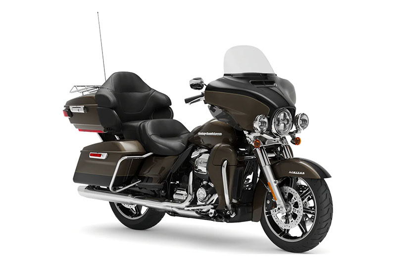 2020 Harley-Davidson Ultra Limited in San Antonio, Texas - Photo 3