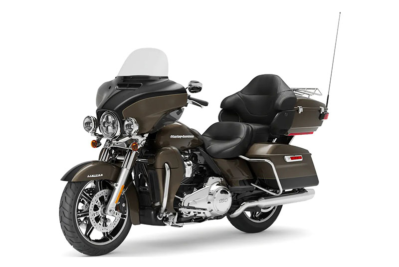 2020 Harley-Davidson Ultra Limited in Johnstown, Pennsylvania - Photo 4