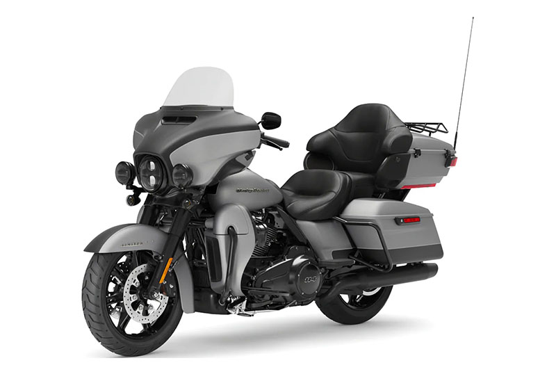 2020 Harley-Davidson Ultra Limited in San Jose, California - Photo 4