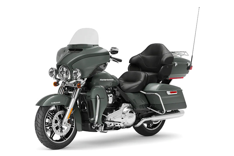 2020 Harley-Davidson Ultra Limited in Houston, Texas - Photo 4