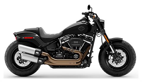 2021 Harley-Davidson Fat Bob® 114 in Mentor, Ohio