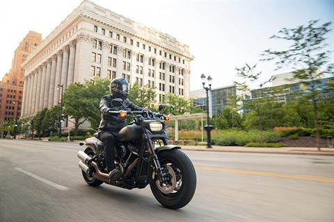 2021 Harley-Davidson Fat Bob® 114 in Augusta, Maine - Photo 14