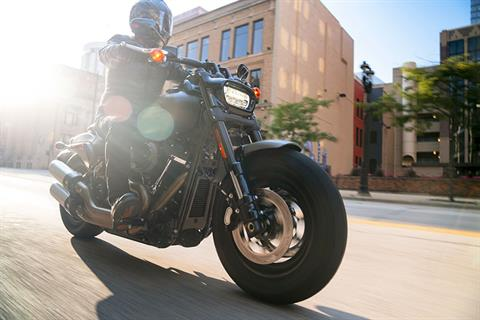 2021 Harley-Davidson Fat Bob® 114 in Augusta, Maine - Photo 17