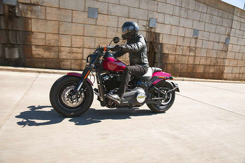 2021 Harley-Davidson Fat Bob® 114 in Augusta, Maine - Photo 24