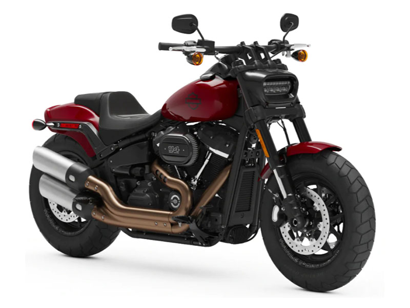 2021 Harley-Davidson Fat Bob® 114 in Jacksonville, North Carolina - Photo 3