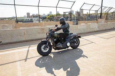 2021 Harley-Davidson Fat Bob® 114 in Dubuque, Iowa - Photo 9